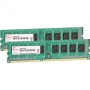 Memorie G.Skill NS 4GB (2x2GB) DDR3, 1333MHz, PC3-10600, CL9, Dual Channel Kit, F3-10600CL9D-4GBNS