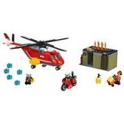 LEGO City Unitatea De Interventie De Pompieri - 60108