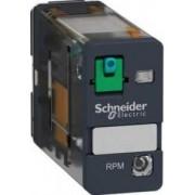 Releu de interfata - zelio rpm - 1 c/o - 12 v c.c. - 15 a - cu led - Relee de interfata - Zelio relaz - RPM12JD - Schneider Electric