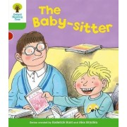 Oxford Reading Tree: Level 2: More Stories A: The Baby-sitter by Roderick Hunt