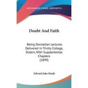 Doubt and Faith by Edward John Hardy
