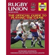 Rugby Union Manual by Howard Johnson