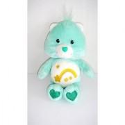 Care Bears Wish Bear Light Green Bean Bag Plush 2002 By Play Along 8