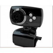 USB2.0 30fps 1200w de pixel de 360 graus na webcam rotativa hd câmera computador desktop