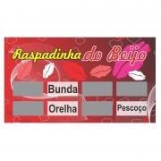 Raspadinha - Beijo Miss Collection