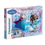 Clementoni 26935 - Frozen Puzzle, con App, 60 Pezzi