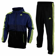 Adidas Мъжки Спортен Екип TS Train WV