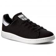 Обувки adidas - Stan Smith BB0066 Cblack/Cblack/Ftwwht