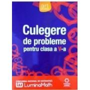 Culegere de probleme - Clasa 5 - Concursurile Lumina Math