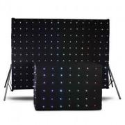 Cameo LED DROPIX SET - Set aus 2 LED Vorhängen