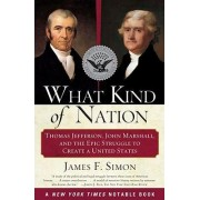 What Kind of Nation by Simon