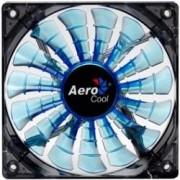 Ventilator Aerocool Shark Blue 12 cm