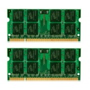GeIL Memoria RAM 8GB, 2x4GB, PC3 10660 1333MHz SO-DIMM 9-9-9-24 F52, Verde