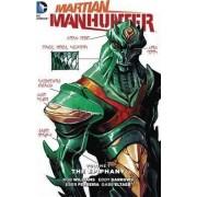 Martian Manhunter: The Epiphany Vol 1 by Eddy Barrows