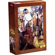 Tactic Entrada triunfal de Salomón - Puzzle (1000 piezas)