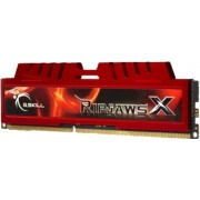 DDR3 8GB PC 1600 CL9 G.Skill KIT (2x4GB) 8GBXL RipjawsX