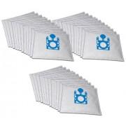 Big volume de 30 sacs aspirateur compatible pour bosch/siemens mega filt super tex, type : bBZ41FG 468383, g