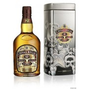 CHIVAS REGAL 12 YEARS OLD CUTIE METALICA
