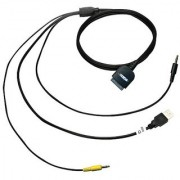 PAC IC-KENUSBAV2 Kenwood USB Audio/Video to iPod/iPhone Cable