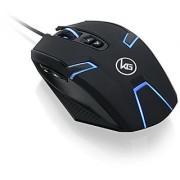 IOGEAR Kaliber Gaming SYMMETRE Ambidextrous Gaming Mouse GME630