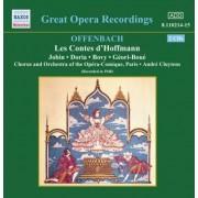 J. Offenbach - Les Contes D'hoffmann (0636943121429) (2 CD)