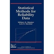 Statistical Methods for Reliability Data by William Q. Meeker