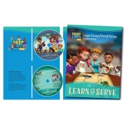 Deep Blue Kids Learn & Serve Large Group/Small Group Kit Fall 2017: Ages 6 & Up