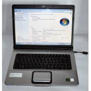 """Laptop HP DV6107eu 15.4"""" AMD X2 2.0GHz 2GB RAM 120 GB HDD WiFi DVD-RW"""