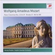 Murray Perahia - Mozart: Piano Concertos No. 21 in C Majo (0886977578526) (1 CD)