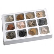 Learning Resources - Geosafari®, Set da collezione di rocce sedimentarie