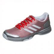 adidas - Adizero Ubersonic 2 Athena All Court Női Teniszcipő ezüstös/piros/fehér
