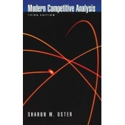 Modern Competitive Analysis by Sharon M. Oster