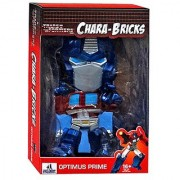 Transformers Chara-Bricks Optimus Prime Exclusive 7 Viny Figure