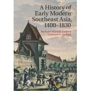 A History of Early Modern Southeast Asia, 1400-1830 by Barbara Watson Andaya