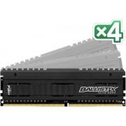 Memorii Crucial DDR4 Ballistix Elite, 4x8GB, 2666 MHz, CL 16