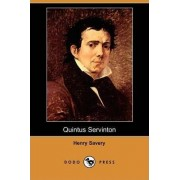Quintus Servinton by Henry Savery