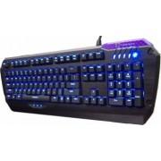 Tastatura Mecanica Gaming Tesoro Colada G3NL Aluminiu LED Cherry MX Brown