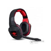 Casti wireless Spirit of Gamer XPERT-H9, negru/rosu