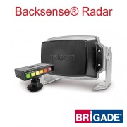 Senzori de Parcare BRIGADE BACKSENSE cu Impuls Radar