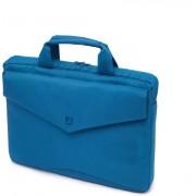 """Dicota Code Slim Case 15"""" / Blauw"""