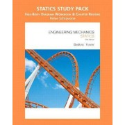 Engineering Mechanics: Statics Study Pack, Free-Body Diagram Workbook and Chapter Reviews by Anthony M. Bedford