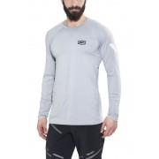 100% Meter longsleeve grijs M 2017 Longsleeves