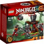 Ninjago - Vermillion aanval