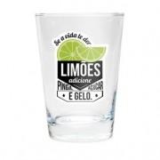 Copo de Caipirinha Limoes 310ml