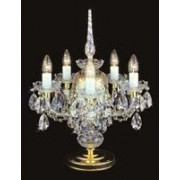 Crystal table lamp 2000 05HK-669SW