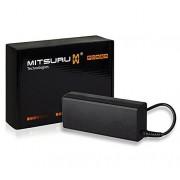 Mitsuru® 90W Alimentatore Caricabatterie con cavo di alimentazione per Notebook PC Portatile HP Compaq 391173-001 416421-021