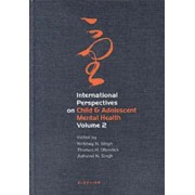 International Perspectives on Child and Adolescent Mental Health: Volume 2 by Nirbhay N. Singh