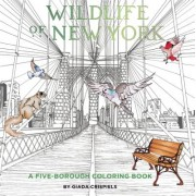 Wildlife of New York: A Five-Borough Coloring Book