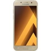 Telefon Mobil Samsung Galaxy A3 2017 A320 Dual Sim 4G Gold
