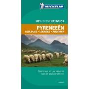 Reisgids Michelin groene gids Pyreneeën Toulouse - Lourdes - Andorra   Lannoo